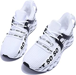 أحذية رياضية للجري من JointlyCreating النسائية مانعة للانزلاق أحذية رياضية للتنس والمشي