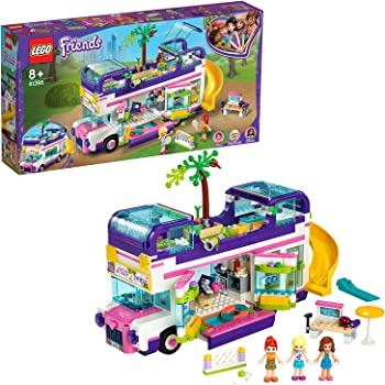 amazon lego friends giostra panoramica