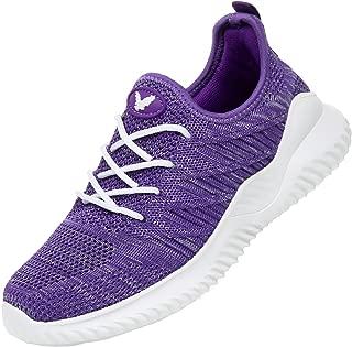 RomenSi Womens Memory Foam Slip on Walking Shoes Lightweight Comfortable Fashion Sports Tennis Running Sneakers(US5.5-10 B(M)