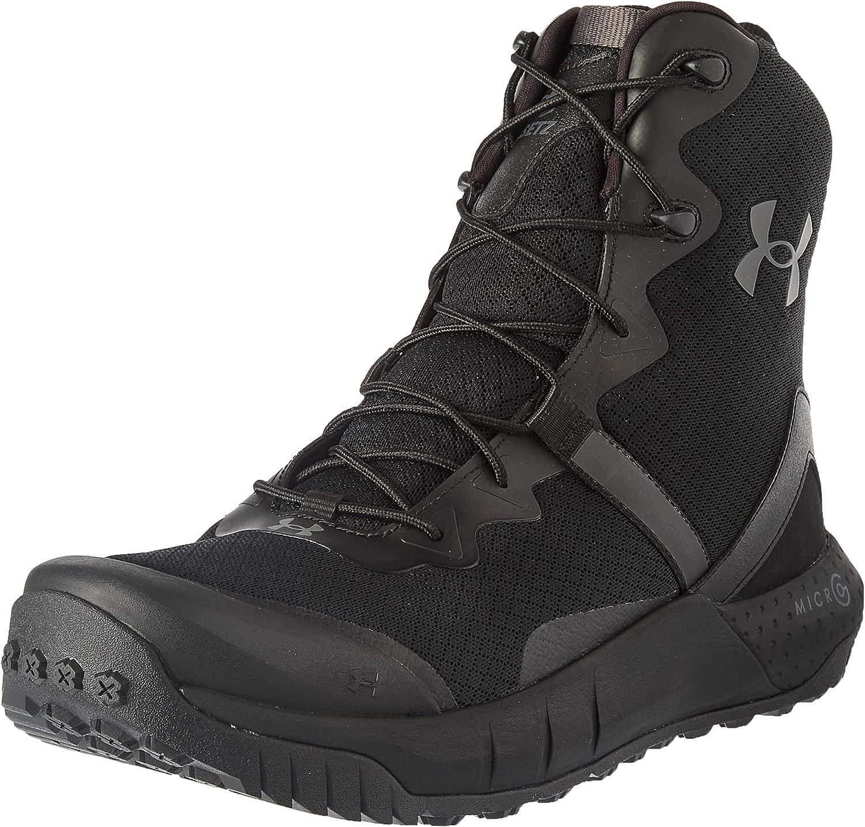 Under Armour Micro G Valsetz, Zapatos de Escalada Hombre