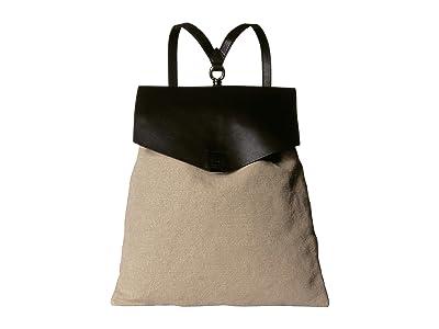 AllSaints Playa Backpack (Natural) Backpack Bags