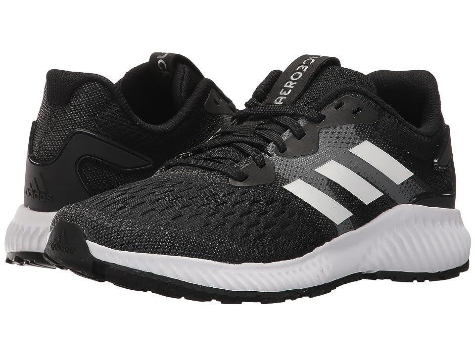 adidas Running Aerobounce (Core Black/Onix/Utility Black) Women