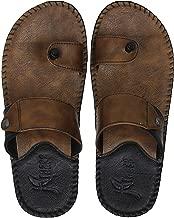Kraasa Men's Synthetic Slide SL5137 Slippers