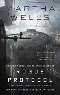 Rogue Protocol: The Murderbot Diaries (The Murderbot Diaries, 3)