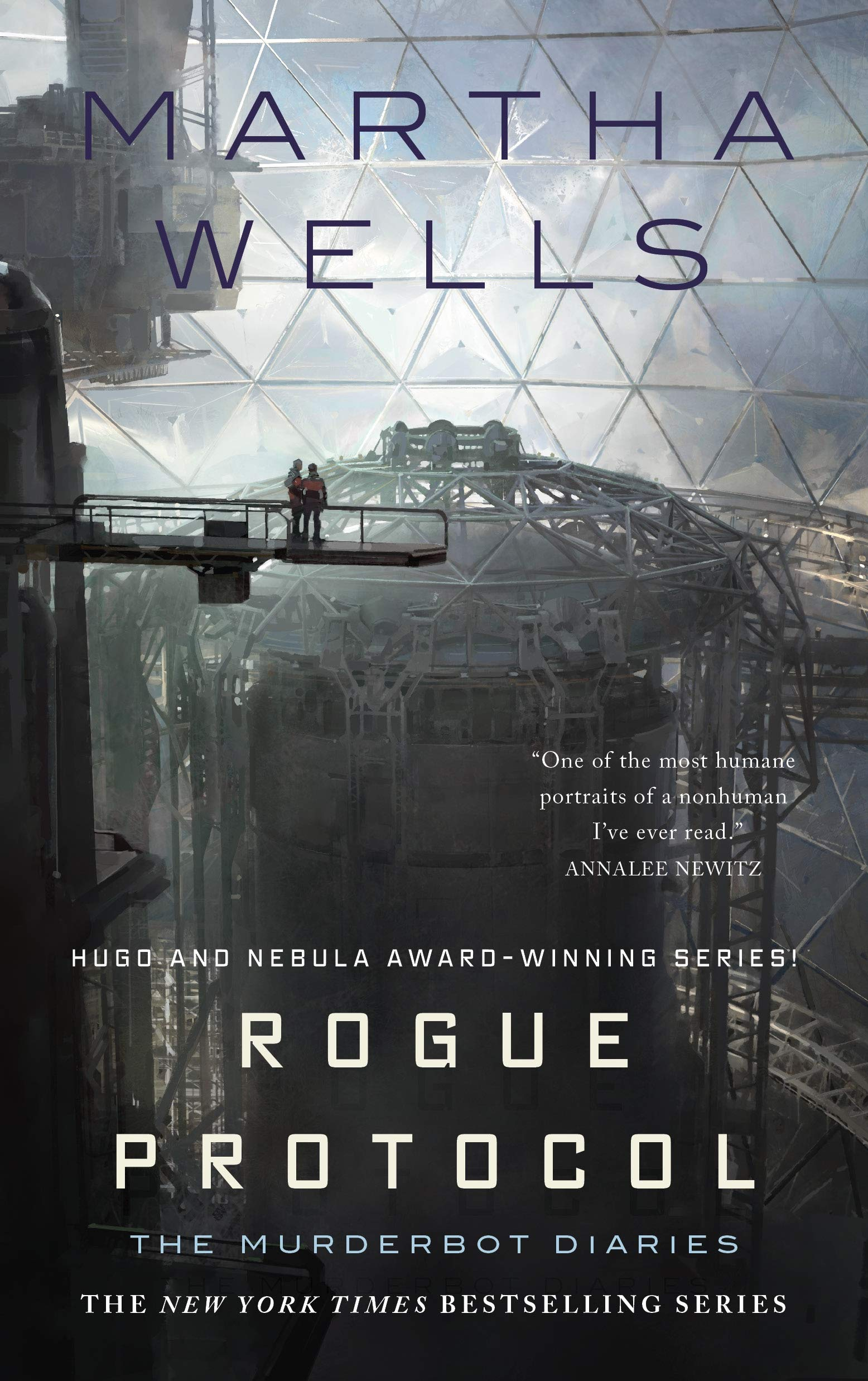 Rogue Protocol: The Murderbot Diaries