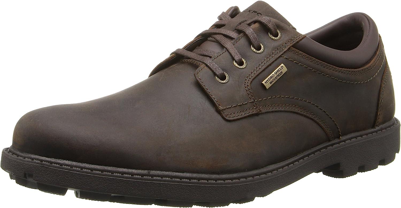 Rockport Men's SS Plain Toe Ox: Amazon