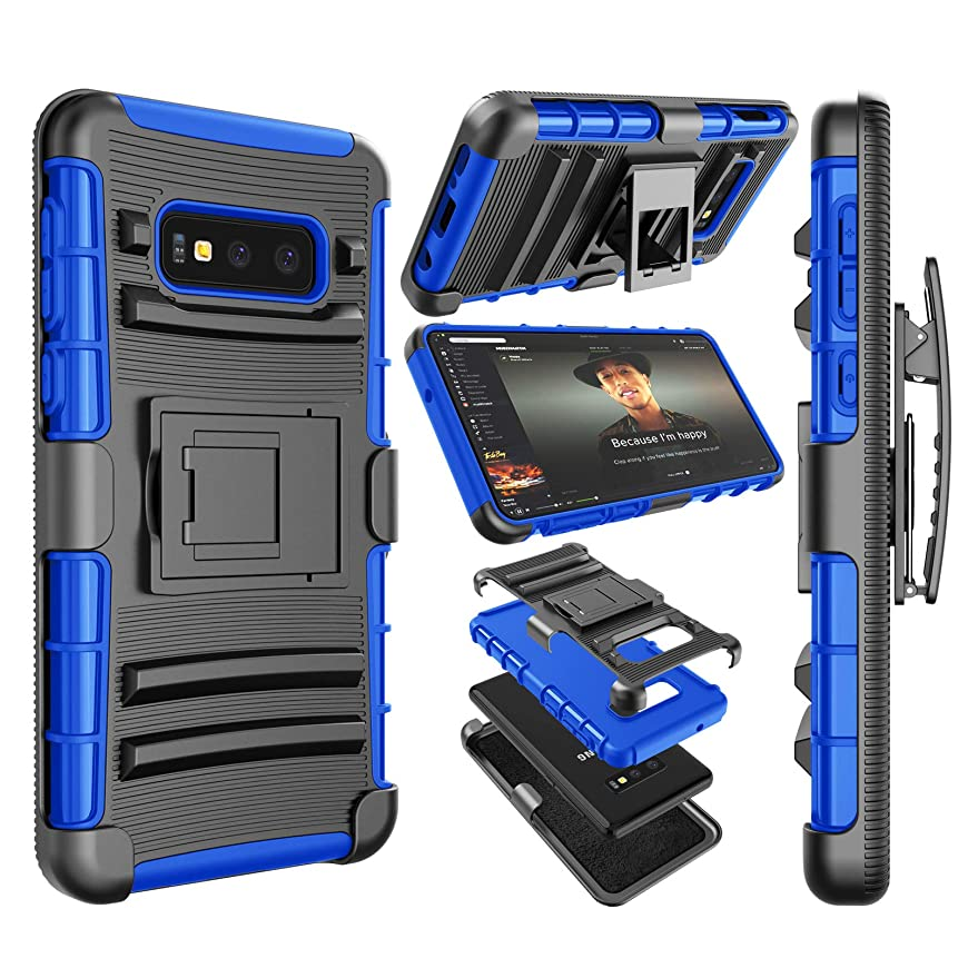Njjex Case Compatible with Samsung Galaxy S10E 5.8