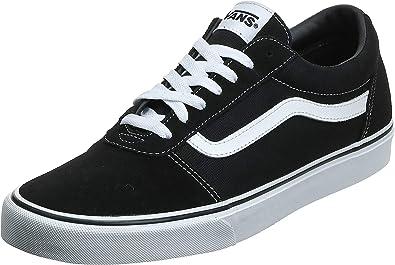 Vans Ward Suede/Canvas, Sneaker Hombre