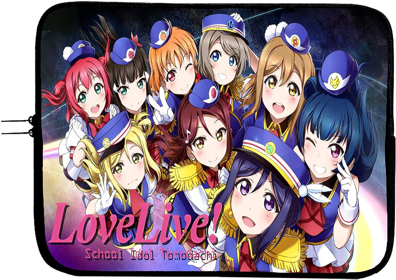 Love Live Anime wholesale 25% OFF Laptop Sleeve Case Ca 11 Tablet Inch Computer