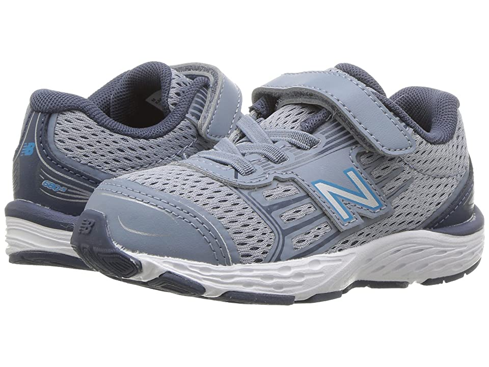 New Balance Kids KA680v5I (Infant/Toddler) (Reflections/Maldives Blue) Boys Shoes