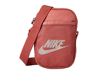 Nike Heritage Small Items (Canyon Pink/Canyon Pink/Pale Ivory) Bags