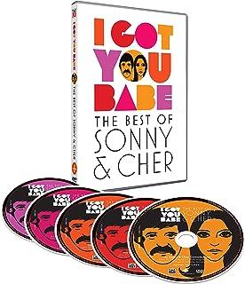 Sonny & Cher - Best Of Sonny & Cher: I Got You (5 Dvd) [Italia]