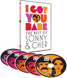 I Got You Babe: The Best of Sonny and Cher arrives on 5-Disc DVD Set Feb. 11 from Time Life
