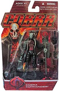 Cobra Commander Cancelled Mail Away Pursuit of Cobra GI Joe Exclusive Action ...