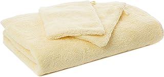 Aneesi Bath & Leisure Ultima Pure Cotton 6-Piece Set-Maize-2x Guest Hand 2X Bath Towel, Maize