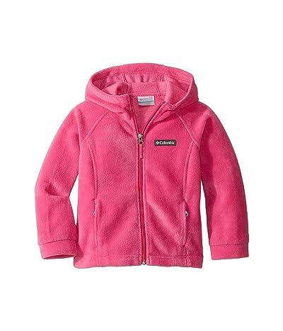 Columbia Kids Bentontm II Hoodie (Little Kids/Big Kids) (Pink Ice) Girl