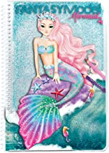 top model mermaid book