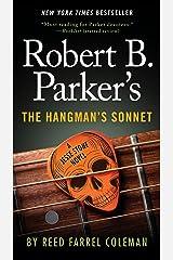 Robert B. Parker's The Hangman's Sonnet (A Jesse Stone Novel Book 16) Kindle Edition