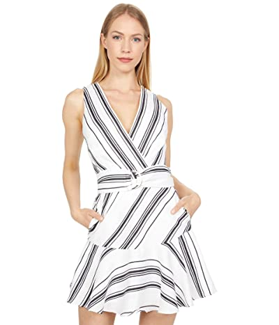 Ted Baker Aliicee Stripe Mini Dress Women
