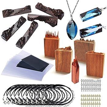 bagues en bois pour bracelet Outil de r/éparation de bijoux 1 pi/èce