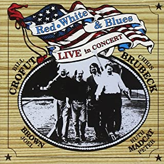 Red, White & Blues Live in Concert