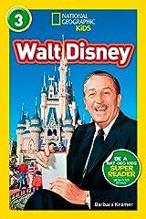 National Geographic Readers: Walt Disney (L3) (Readers Bios) Kindle Edition