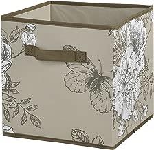 Bosphorus Storage Box, beige, L 28 x W 28 x H 28 cm, FS-6131B