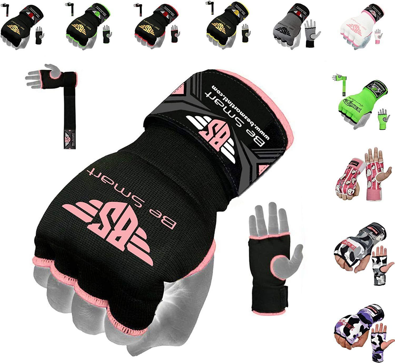 NEW before selling Ranking TOP9 Gel Inner Hand Wraps Boxing Gloves MMA Bandages Muay Thai UFC