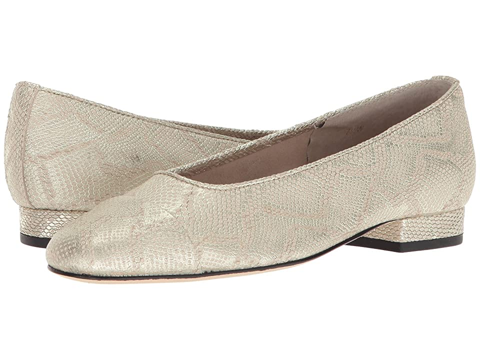 Image of Vaneli FC-313 (Beige Sprizz) Women's Slip on Shoes