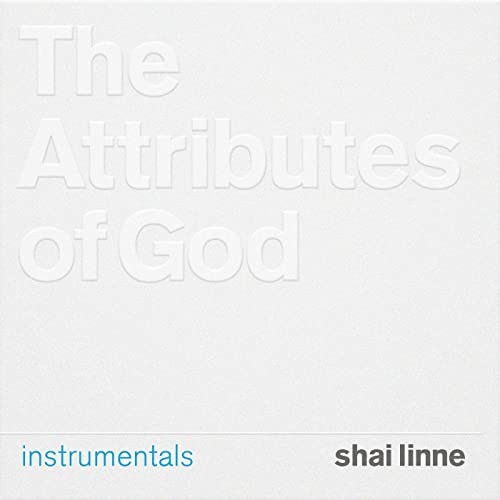 The Attributes of God: Instrumentals by Shai Linne on Amazon