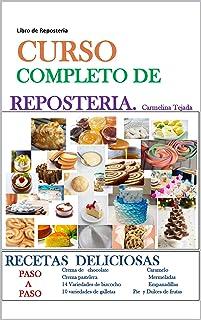 CURSO COMPLETO DE REPOSTERÍA: LIBRO DE REPOSTERÍA (COCINA. REPOSTERÍA Y BEBIDA nº 1