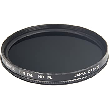 72mm Circular Polarizer for Canon EOS 30D Multithreaded Glass Filter Digital Nc C-PL Multicoated