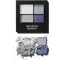 Deals on Revlon ColorStay 16 Hour Eyeshadow Quad w/Applicator Brush 0.16Oz