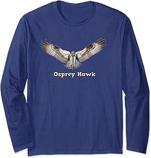 Osprey Hawk - Birds of Prey Long Sleeve T-Shirt
