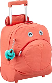Kipling BIG WHEELY Cartable, 34 cm, 16.5 liters, Rose (Peachy Pink C)