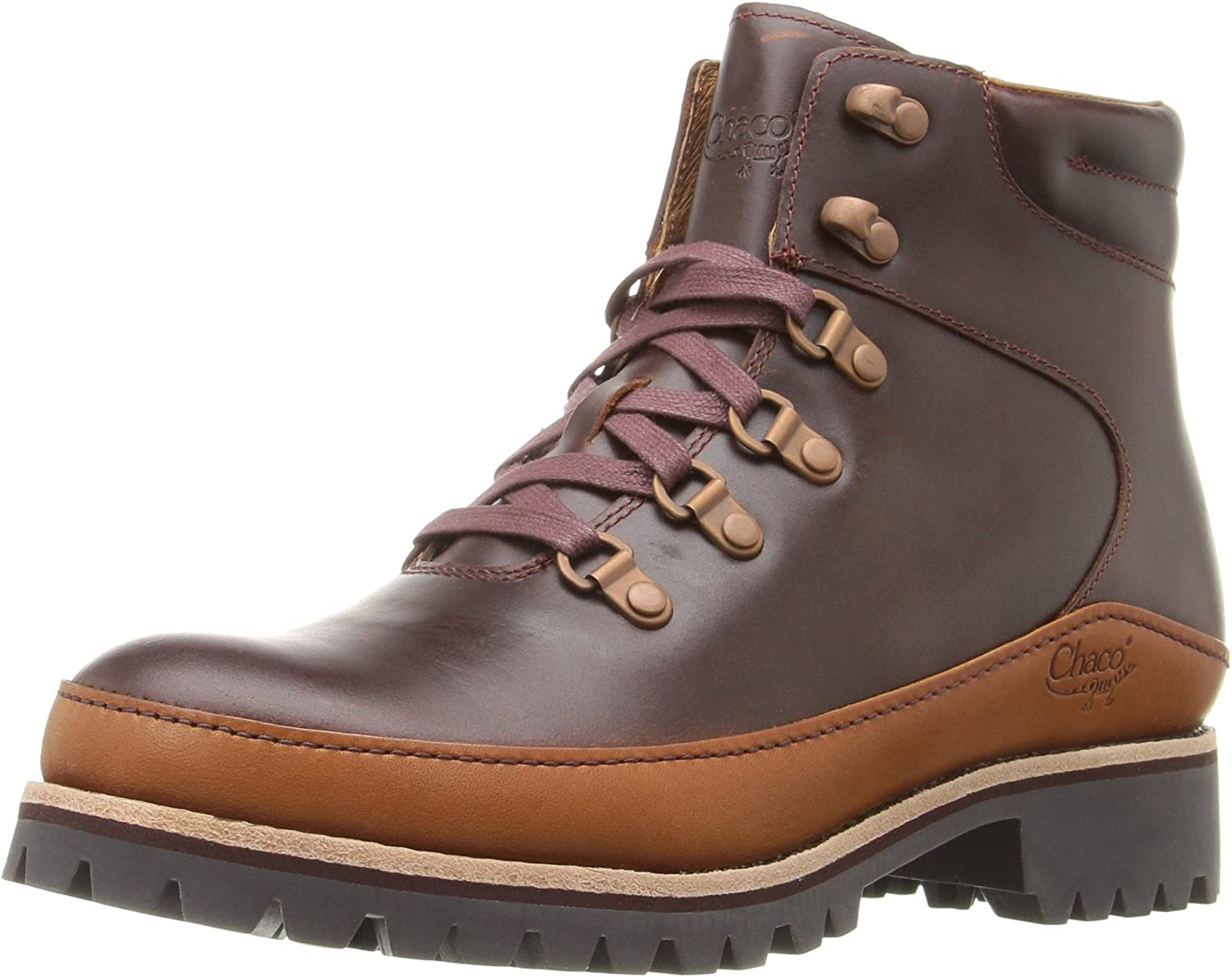 Chaco Woherrar Fields Fields Fields -W Hiking Boot, Rust, 6 M USA  med 100% kvalitet och% 100 service