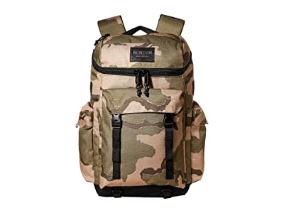 Burton Annex 2.0 Backpack 28L (Barren Camo Print) Backpack Bags