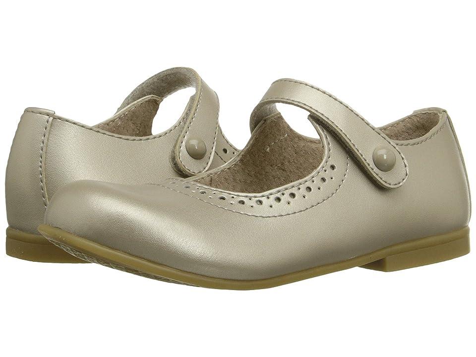 FootMates Emma (Toddler/Little Kid) (Pearl) Girls Shoes