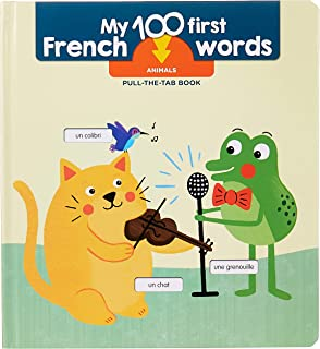 My 100 First French Words: Animals