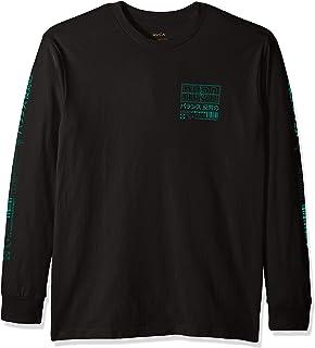 da3fb3e1 Amazon.com: RVCA - T-Shirts / Shirts: Clothing, Shoes & Jewelry