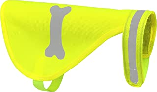 Safety Cat Dog Reflective Vest Small/Extra Small - Makes your Pet Highly Visible and Fashionable