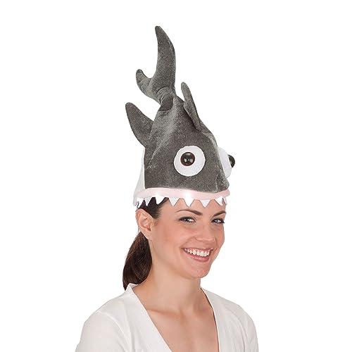 23806878cf21e Jacobson Hat Company Women s Light-Up Shark Hat