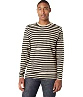 Makai Stripe Long Sleeve Shirt