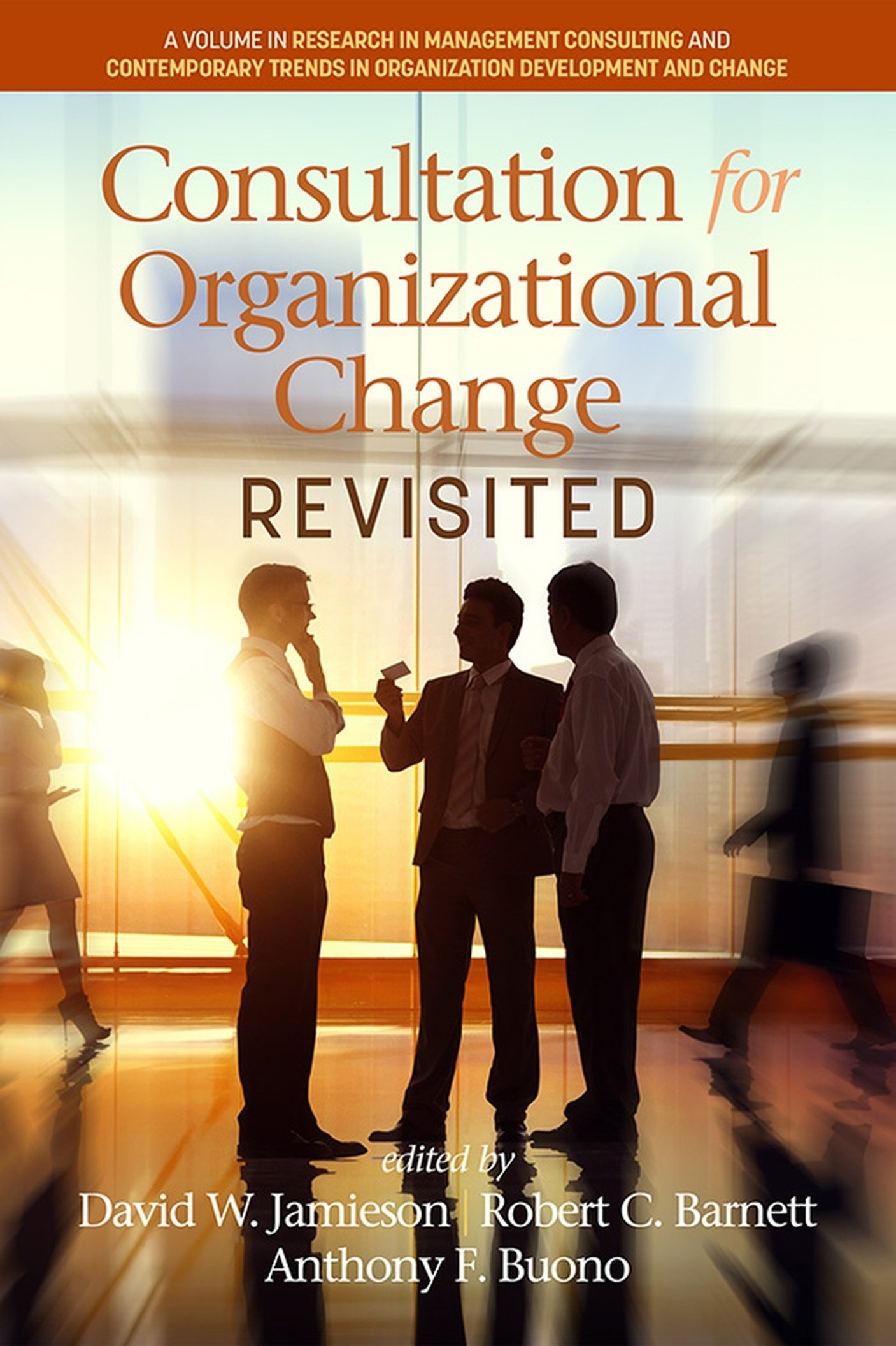 Consultation for Organizational Change Revisited (Research in Management Consulting)