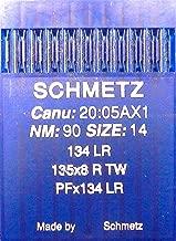Aghi per Macchine da Cucire System 134 Spessore 110 R Schmetz