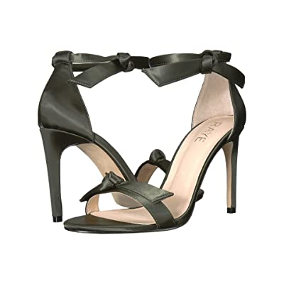 RAYE Haya (Pine Satin) High Heels