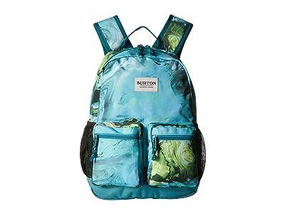 Burton Kids Gromlet Pack (Little Kid/Big Kid) (Satellite Print) Day Pack Bags