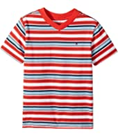 Tommy Hilfiger Kids - Ray Tee (Toddler/Little Kids)