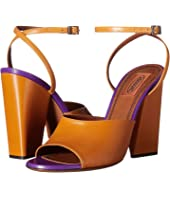 Missoni - Sculpted Heel Sandal