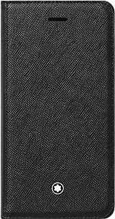 montblanc iphone x flip case